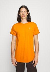 G-Star - LASH R T S\S - T-shirt - bas - peach - 0