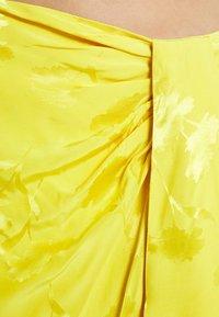River Island - Jupe trapèze - yellow bright - 5