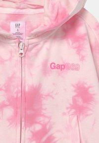 GAP - GIRLS LOGO - Vetoketjullinen college - pink - 2