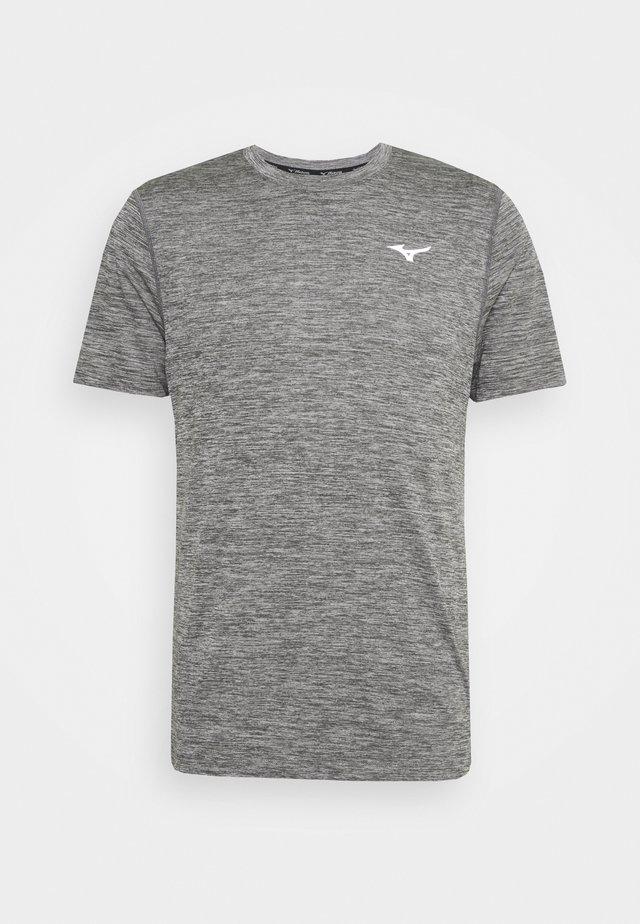 IMPULSE CORE TEE - T-shirt basic - magnet