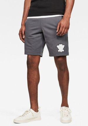 GRAPHIC NON LOGO - Shorts - lt shadow