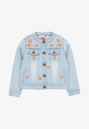 Denim jacket - white denim