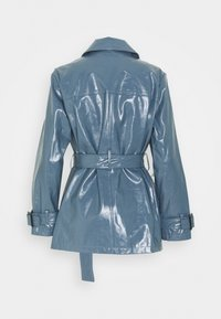 Topshop - DOLLY SHACKET - Trenchcoat - blue - 1