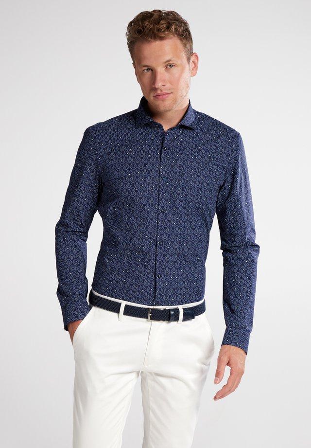 Overhemd - blau/grün