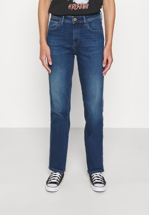 ELEKTRA - Straight leg jeans - denim