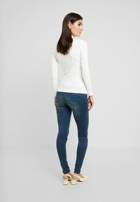 MAMALICIOUS - MLTORONTO  - Slim fit jeans - dark blue denim - 2
