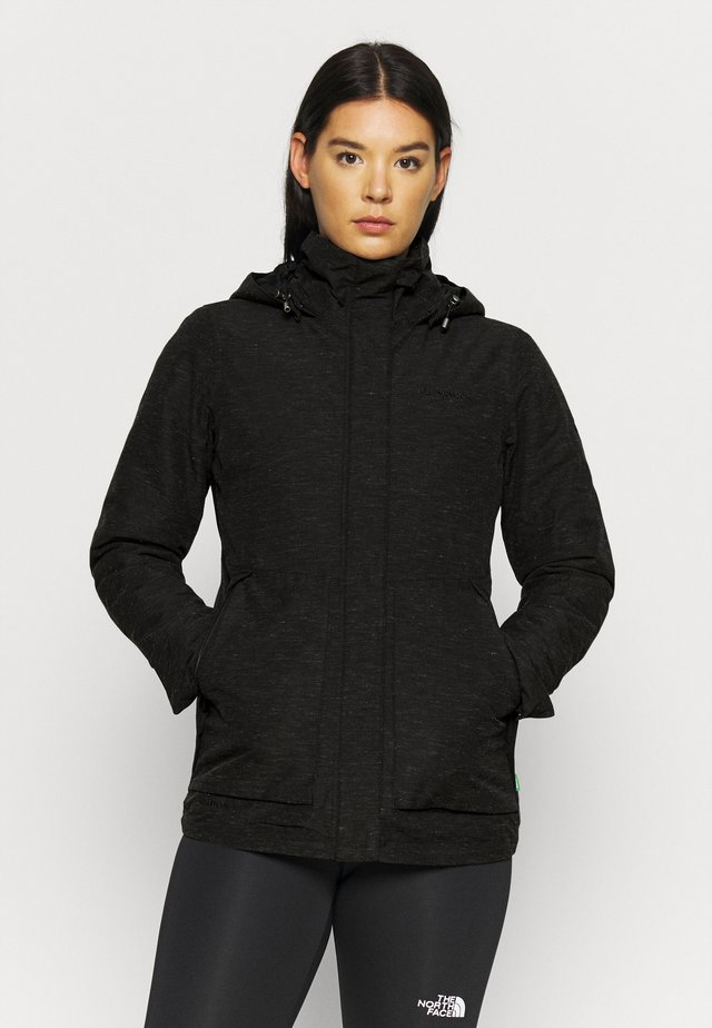 WOMENS LIMFORD JACKET III - Outdoorjacka - black