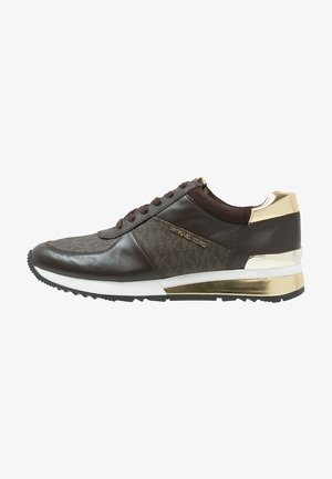 ALLIE - Sneaker low - brown