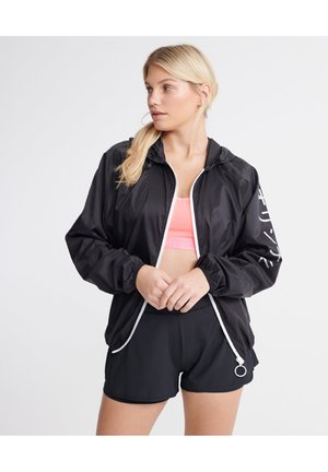 STREETSPORT BATWING - Summer jacket - black
