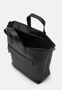Zign - UNISEX - Tote bag - black - 2