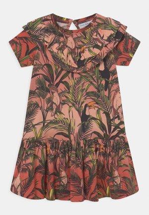 KIDS TROPICAL DRESS - Jerseyjurk - multi-coloured