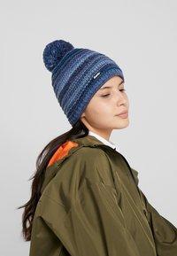Eisbär - MIKATA - Mütze - blau - 3