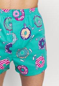 Lousy Livin Underwear - DONUT - Trenýrky - jade - 4