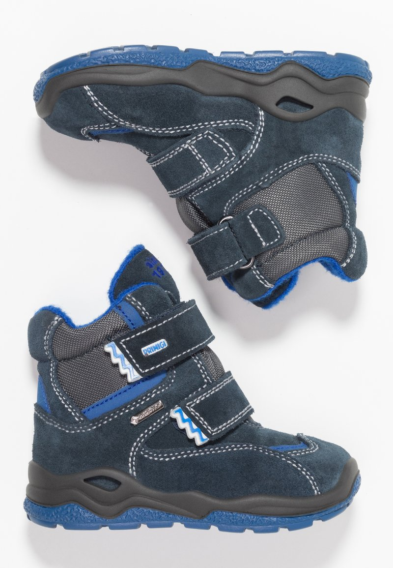Primigi - Winter boots - navy/grigio