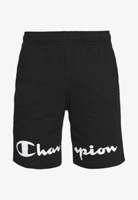 Champion - BERMUDA - Sports shorts - black - 4