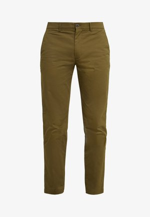CONNOR STRETCH - Chinos - green moss