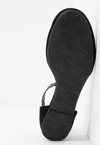 Anna Field - Ankle strap ballet pumps - black - 6