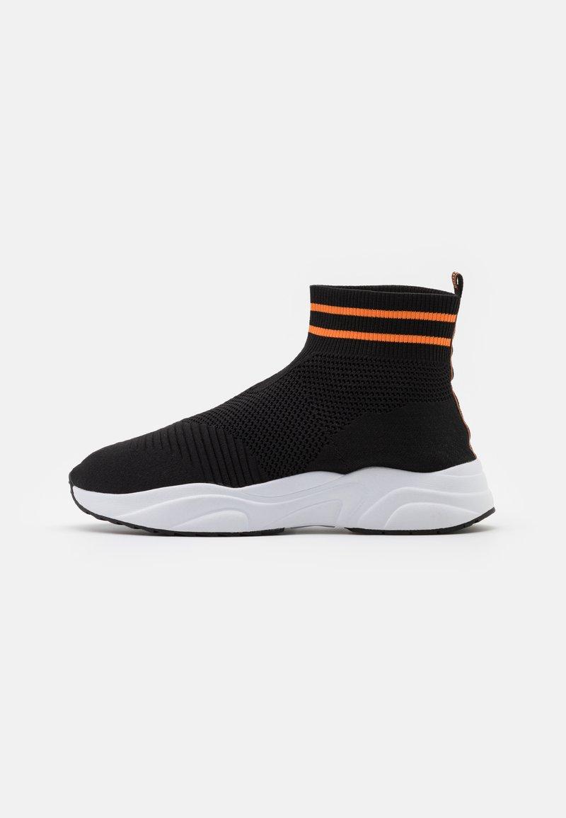 YOURTURN - UNISEX - Sneakers alte - black/white