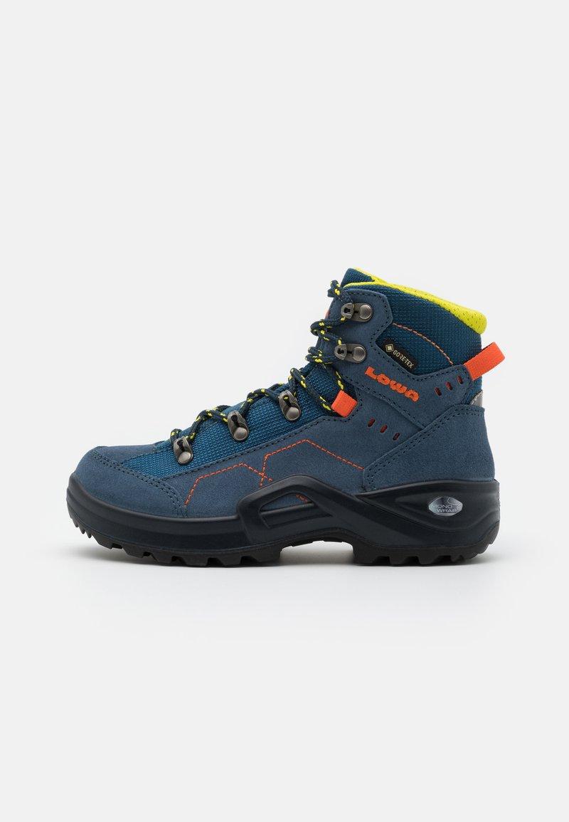 Lowa - KODY III GTX MID JUNIOR UNISEX - Hiking shoes - blau