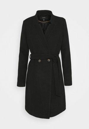 VMCLASSBEA JACKET  - Płaszcz wełniany /Płaszcz klasyczny - black