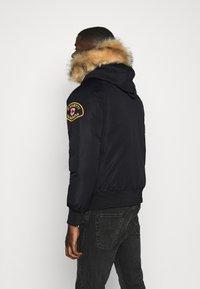 Alessandro Zavetti - CANADA ABELLI TECH - Zimní bunda - black - 2