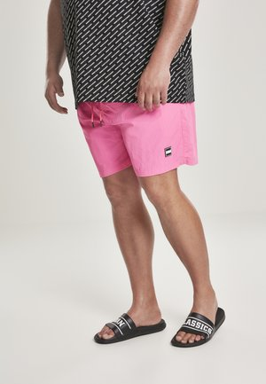 Swimming shorts - neonpink