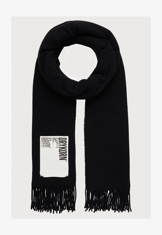 GAZE - Scarf - black