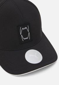 Puma - BASKETBALL PLAYER - Cap - black - 4