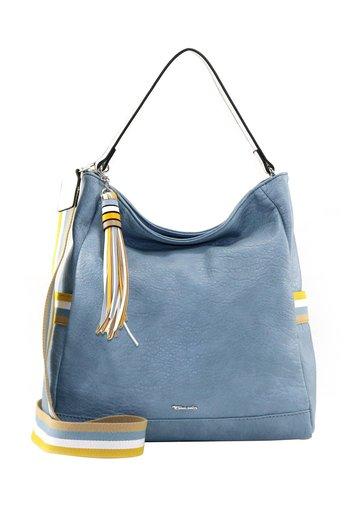 CHRISTA - Handbag - sky