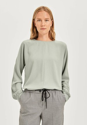 SUREEN - Long sleeved top - minze (46)