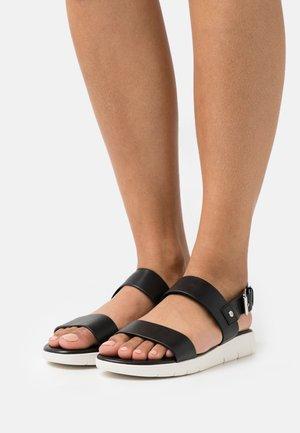 WOEMA - Sandaler - black
