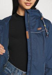 Ragwear - JOTTY - Lett jakke - indigo - 3