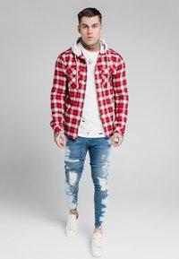 SIKSILK - DIP DYE - Slim fit jeans - midstone - 1