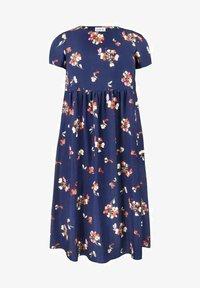 Live Unlimited London - Jersey dress - dark blue - 2