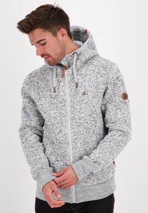 TRASHERAK - Zip-up hoodie - steal