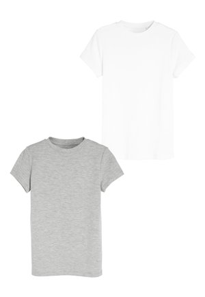 2 PACK THERMAL T-SHIRTS - Undershirt - white