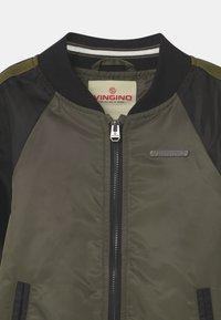 Vingino - TEDARO - Bomber Jacket - olive night - 2