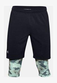 Under Armour - 2-IN-1 - Sports shorts - lichen blue - 3