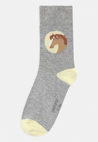 camano - ONILINE CHILDREN HORSE 5 PACK - Socks - sweet lilac - 1