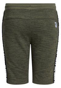 WE Fashion - Shorts - army green - 5