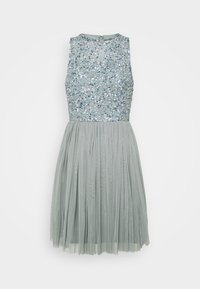 Lace & Beads - AVIANNA SKATER - Cocktail dress / Party dress - teal - 3