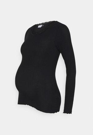 PCCOCO  - Långärmad tröja - black