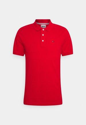 ORIGINAL FINE SLIM FIT - Polo shirt - red