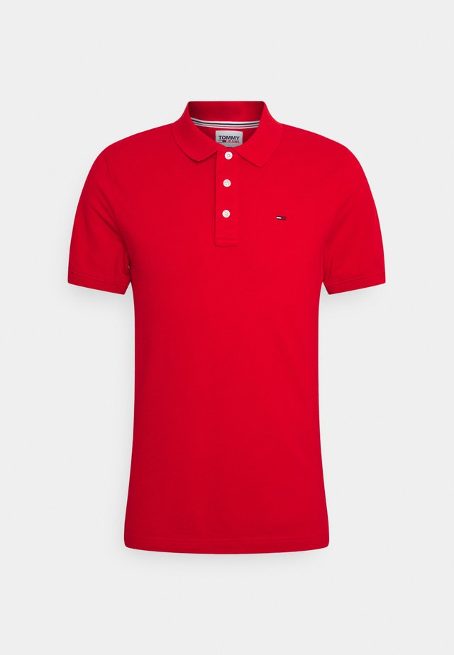 ORIGINAL FINE SLIM FIT - Polo - red