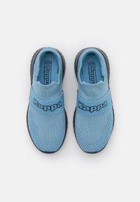 Kappa - PEC UNISEX - Chaussures d'entraînement et de fitness - ice/navy - 3