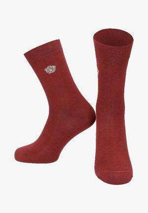 CHARLIE - Sokken - red