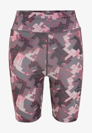 ENIKO AOP - Sports shorts - city camo allover