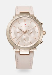 Tommy Hilfiger - EMERY - Hodinky - pink/roségold-coloured - 0