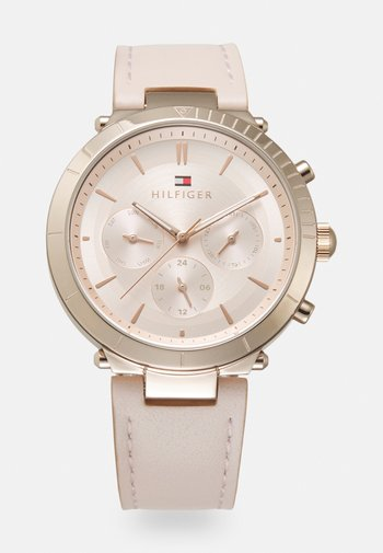 EMERY - Watch - pink/roségold-coloured