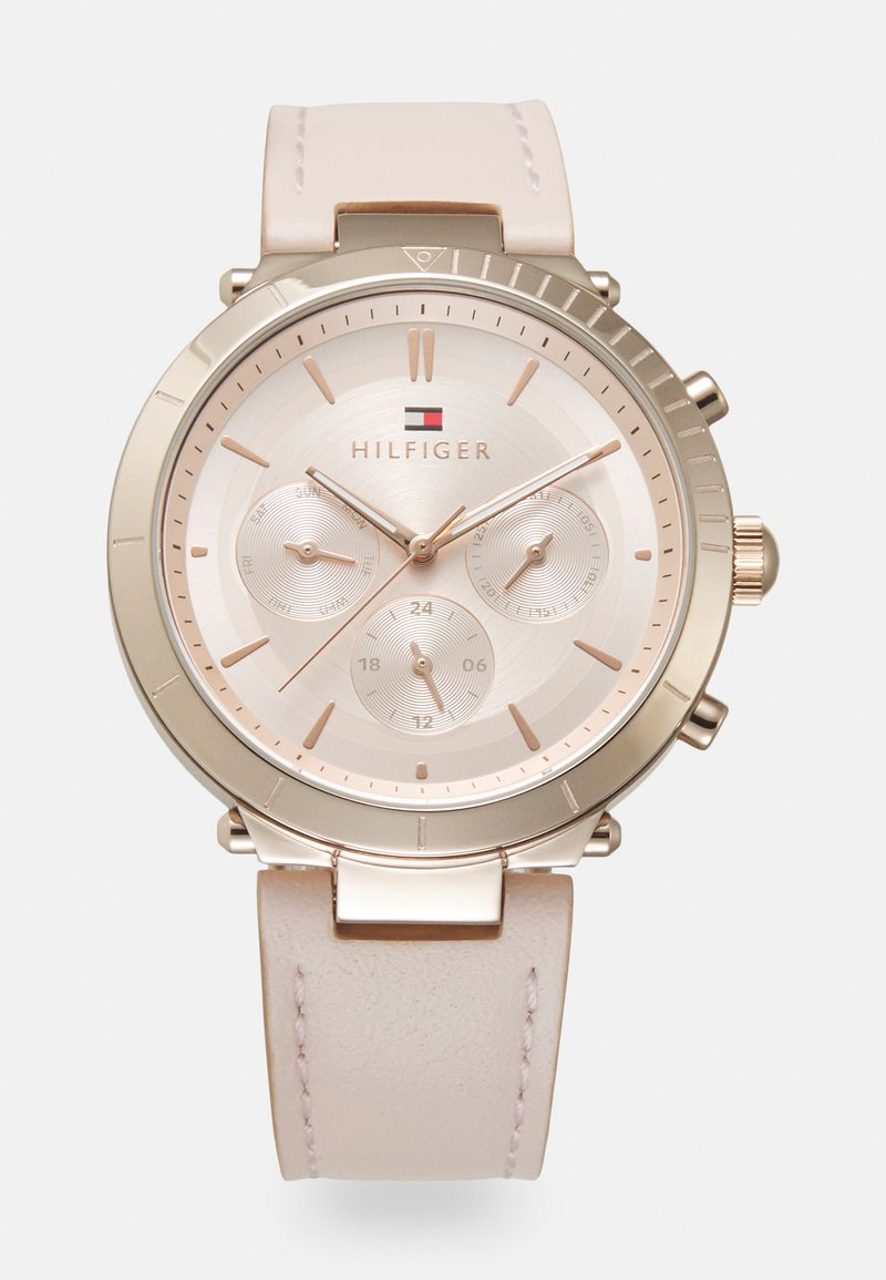 Tommy Hilfiger - EMERY - Hodinky - pink/roségold-coloured